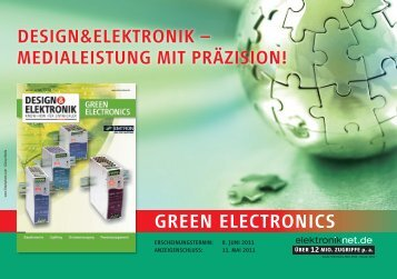 GREEN ELECTRONICS - next!-Community