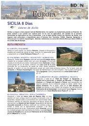 Colores de Sicilia - Bidon 5
