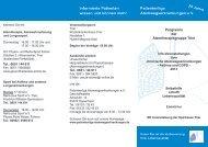 Trier - Patientenliga Atemwegserkrankungen e.V.