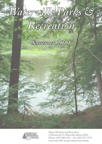 Waterville Parks & Recreation - City of Waterville