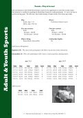 Waterville Parks & Recreation - City of Waterville - Page 6