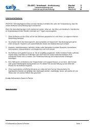 ZA-ARC Freischaltung nach Version 3.2.0.xxx - Heinz Port GmbH