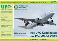 PV Wahl Flyer - KabineKlar