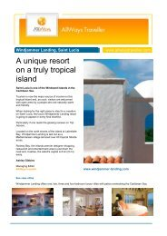 Windjammer Landing, Saint Lucia - AllWays