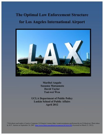 Link to the Report - UCLA International Institute