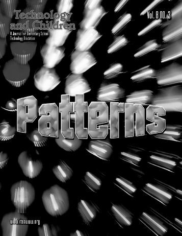 March 2004 - Vol 8, No. 3 - International Technology and ...
