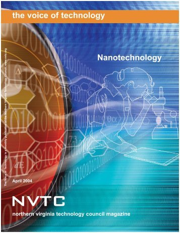 the voice of technology Nanotechnology - Northern Virginia ...
