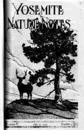 """(July 21, 1925) [PDF] """"Nests,"""" 4(9) - Yosemite"""