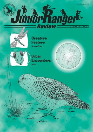 Junior Ranger april 02 - Parks and Wildlife Commission NT