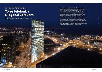 Torre Telefónica Diagonal ZeroZero - Promateriales