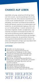 NACH DER FLUCHT IN SICHERHEIT: PUERTO - Condrobs e.v. - Seite 3