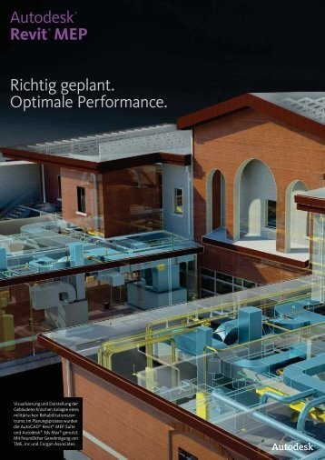 Autodesk® Revit® MEP Richtig geplant. Optimale ... - CWSM Gmbh