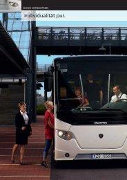 Scania OmniExpress - Individualität pur