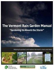 The Vermont Rain Garden Manual - Vermont Conservation ...