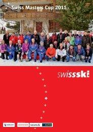 Swiss Masters Cup 2011 - Swiss-Ski