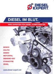DANN SIND SIE EIN DIESEL-EXPERTE. Ein Diesel-Problem?