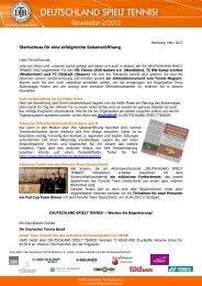 2. Newsletter 2012 - WTB