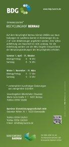 Recyclinghof Bernau - Seite 4