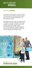 Recyclinghof Bernau - Seite 5