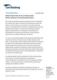 Erfolgreich Deutsch lernen mit den Carl Duisberg Centren