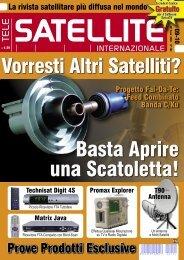 Vorresti Altri Satelliti? - TELE-satellite International Magazine
