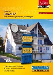 Technisat giganetz - Elektro-Holtkamp