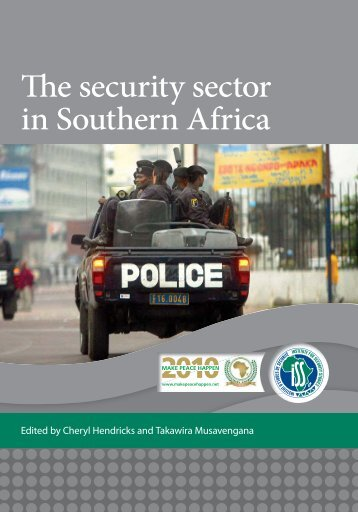 5418 ISS Monograph 174.indd - Institute for Security Studies
