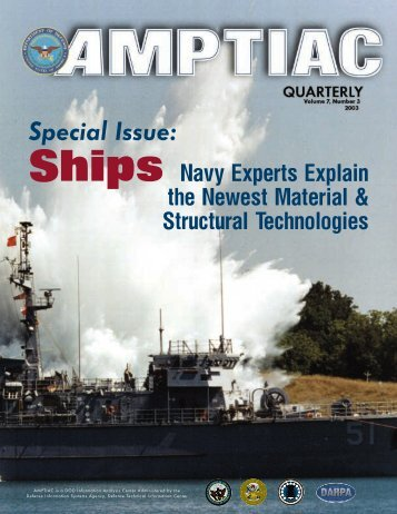 Special Issue - Advanced Materials, Manufacturing and Testing ...