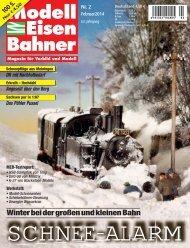 Modell Eisen Bahner
