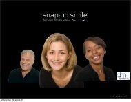 Snap On Smile - Giovanni Maria Gaeta