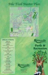 Bike Trail Master Plan - Village of Romeoville