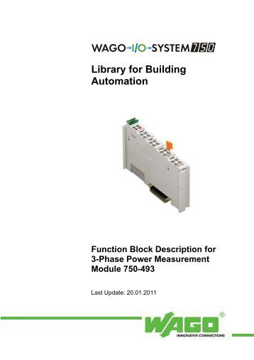 Building automation notes