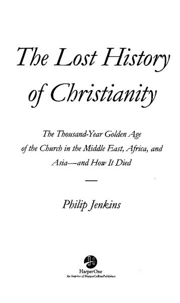 the impact of christianity on the Christianity was born from within the jewish tradition, and islam developed from both christianity and judaism islam's impact on southeast asia.