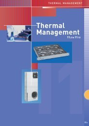 Thermal Management - Connex Telecom