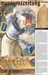 Museumszeitung, Ausgabe 45 vom 12. März 2013