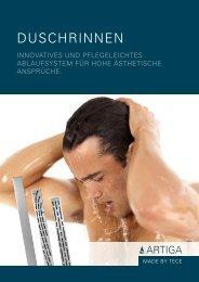 artIga duschrInnen - Unionhaustechnik