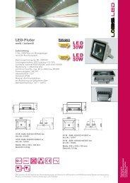 LED-Fluter - LOBS.LED