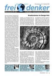 12 - Freidenker-Vereinigung der Schweiz