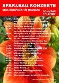 Spar&Baukonzerte; 2013 Seite 1 und 2gr - Stadt Wilhelmshaven - Seite 2