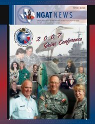 Spring 2007 - National Guard Association of Texas