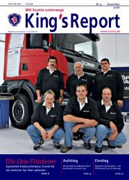 King's Report 2006-04 - Scania