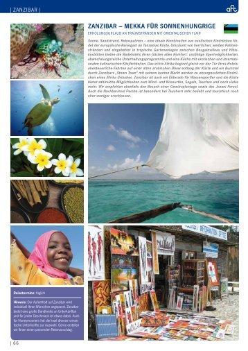 zanzibar - Afrika Tours Individuell
