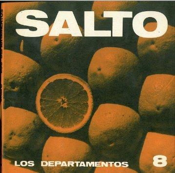 8 - Salto - Publicaciones Periódicas del Uruguay