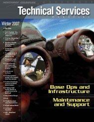 Technical Services Magazine • Winter 2007 - Northrop Grumman ...