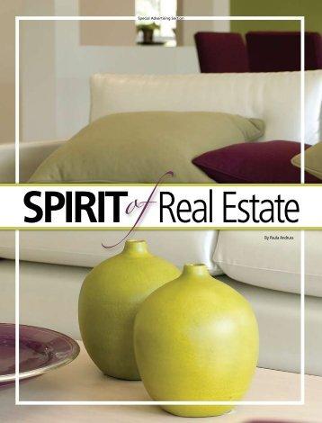 Spirit Real Estate Of - Southwest Spirit