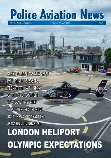 Police Aviation News July 2012