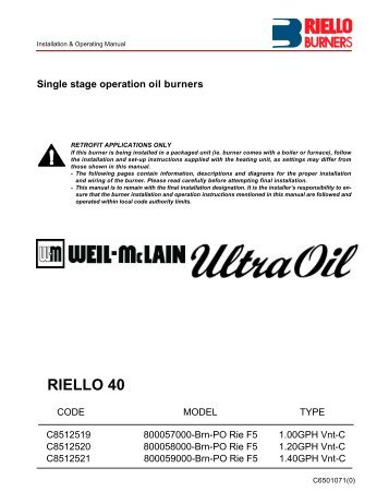 Power-Flame burners - Weil-McLain on boiler installation diagram, weil-mclain spark diagram, weil-mclain boiler diagram, weil mclain transformer, oil boiler diagram, weil mclain controls,