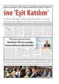 Toplumda 'BİZ' kavramı oluşmalı... - Europa Journal - Seite 5