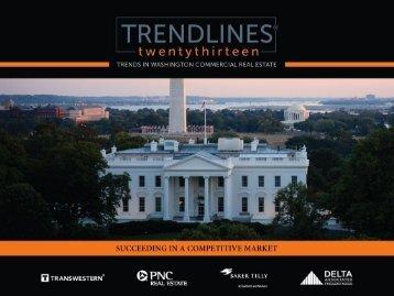 Washington, DC TrendLines Presentation - Transwestern