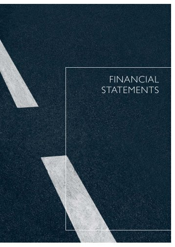 Annual Report 2006 (financial statements) - RTA - NSW Government
